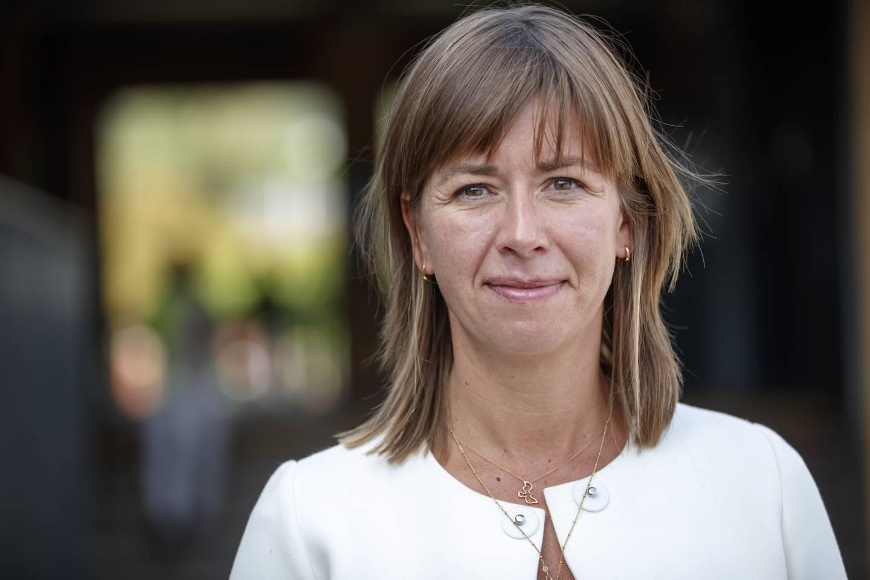 Heidi Austlid.