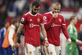 Shaw følte United-kollapsen lå i kortene: – Vi er for enkle å spille mot