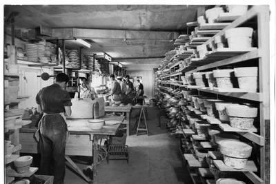 Denne Østfold-fabrikken var blant de første som innførte fri på lørdager