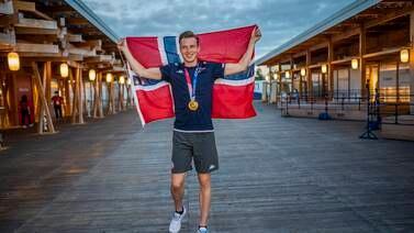 Warholm årets friidrettsutøver i Europa