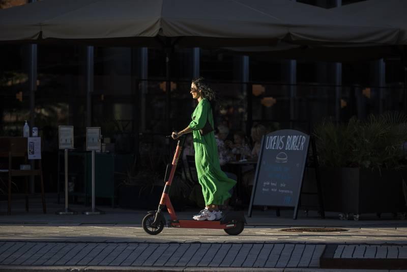 Byrådets politikk for redusert bilbruk gjør Oslo til en bedre by, skriver Bernt Sverre Mehammer.