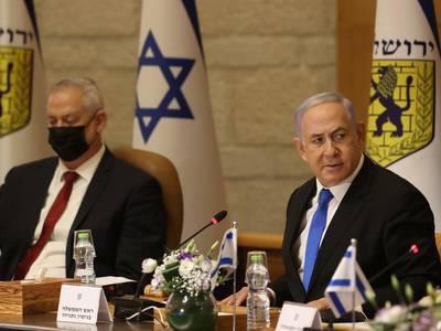 Mot maktskifte i Israel