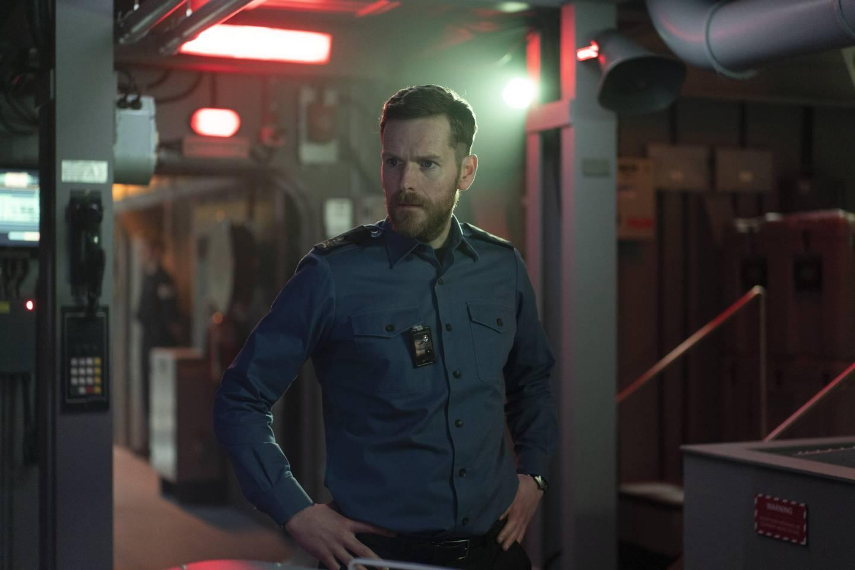 Shaun Evans, kjent for et norske krimfans som den unge inspektør Morse, har en av rollene i krimdramaet som kommer på NRK seinere i september.
