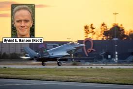 Bruk Rygge luftstasjon til forsvar og beredskap, ikke F-35 kampfly