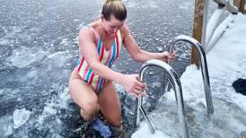 Linda isbader to dager i uka. Her er hennes beste tips