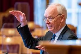 Per Olaf Lundteigen (Sp): – Stortinget må ta makta tilbake