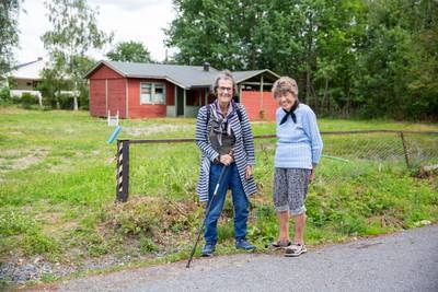 Foreslår alternativ løsning for tomta kommunen vil bygge robuste boliger på