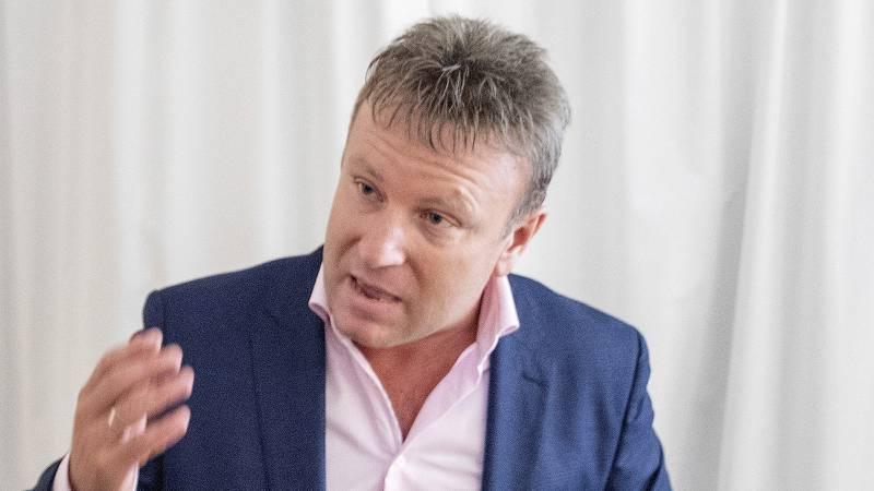 Dagen-redaktør Vebjørn Selbekk.