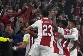Haaland og Borussia Dortmund utklasset i Amsterdam – Ajax vant 4-0