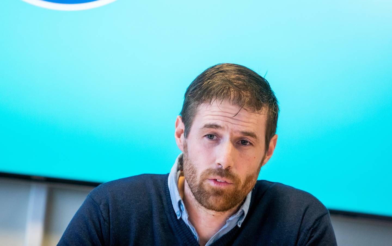 Smittevernoverlege Einar Sagberg orienterte om Corona-tilfellene som har blitt bekreftet i kommunen under en pressekonferanse.